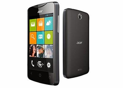 Harga Smartphone Acer Liquid Z130