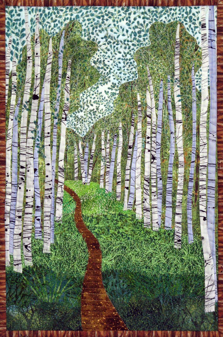 Art Quilts of Prior Years | Mountain Spirits Studio: Art Quilts : mountain quilts - Adamdwight.com