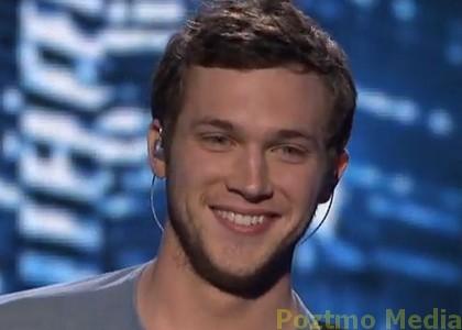 Phillip Phillips juara American Idol 2012