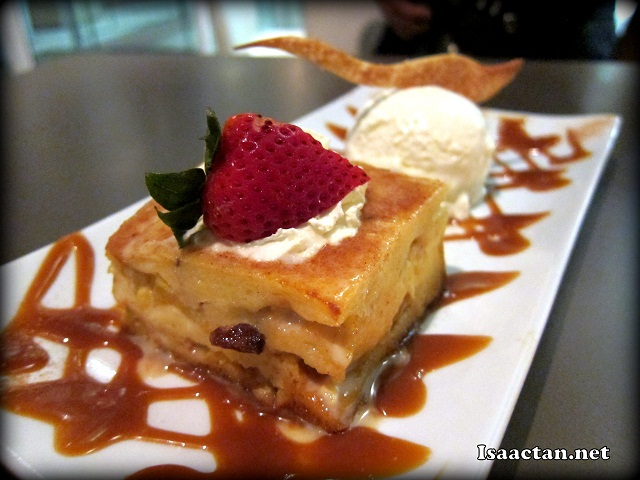 Bread and Butter Pudding - RM9