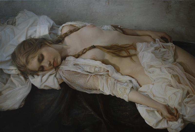 D.W.C. Sleeping Beauty - Artist Sergei Marshennikov