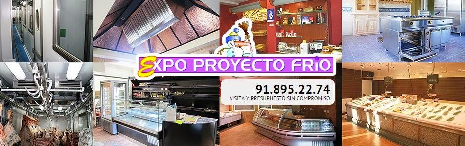 Venta de Maquinaria de Hostelería, Restauración y Alimentación en Madrid