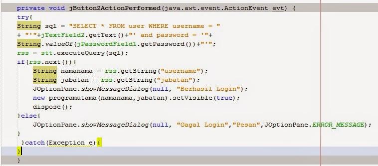 kodinglagi - Membuat Kegiatan Mean Dengan Java Dan Mysql