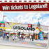 Starchild-Legoland Malaysia Drawing Contest: Wins Four (Family Package) tickets to visit LEGOLAND Malaysia