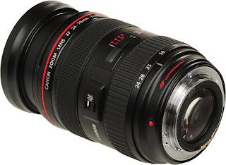 lensa DSLR 24-70mm