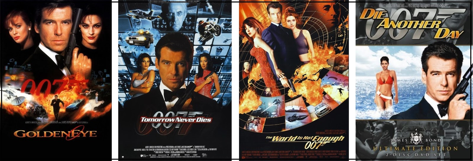 james bond 007 goldeneye movie