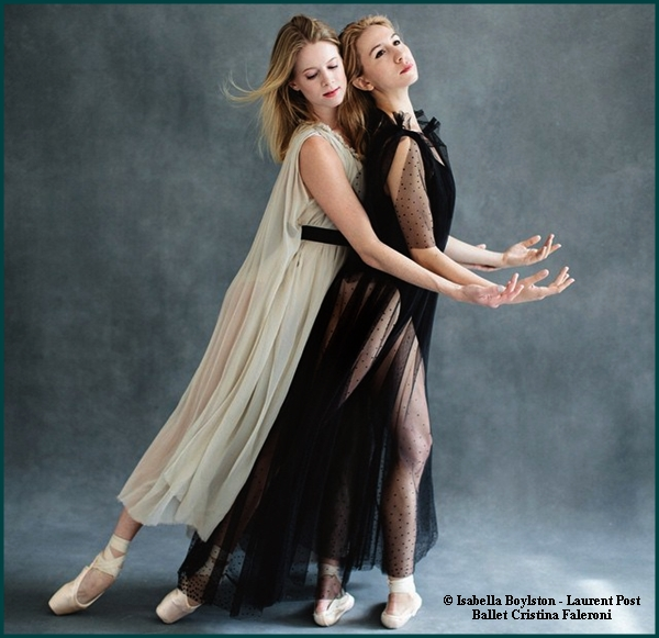 Isabella Boylston and Laurent Post