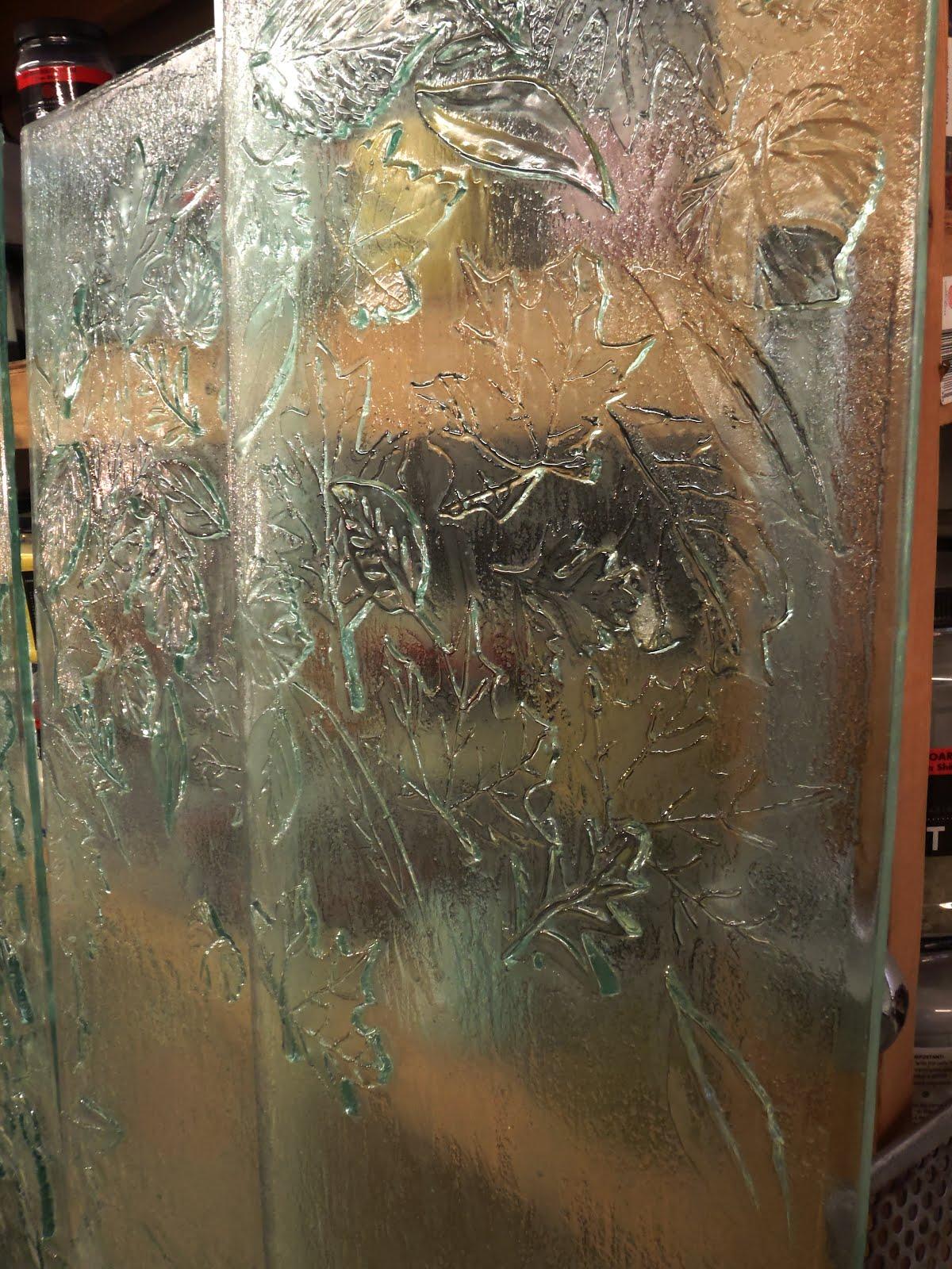 Bas Relief Washington Glass Studio