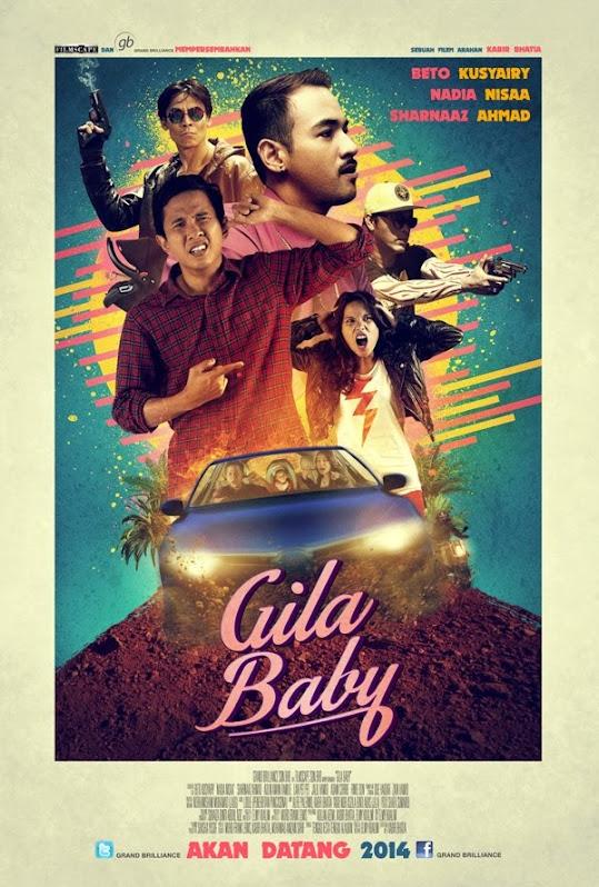 4 DISEMBER 2014 - GILA BABY