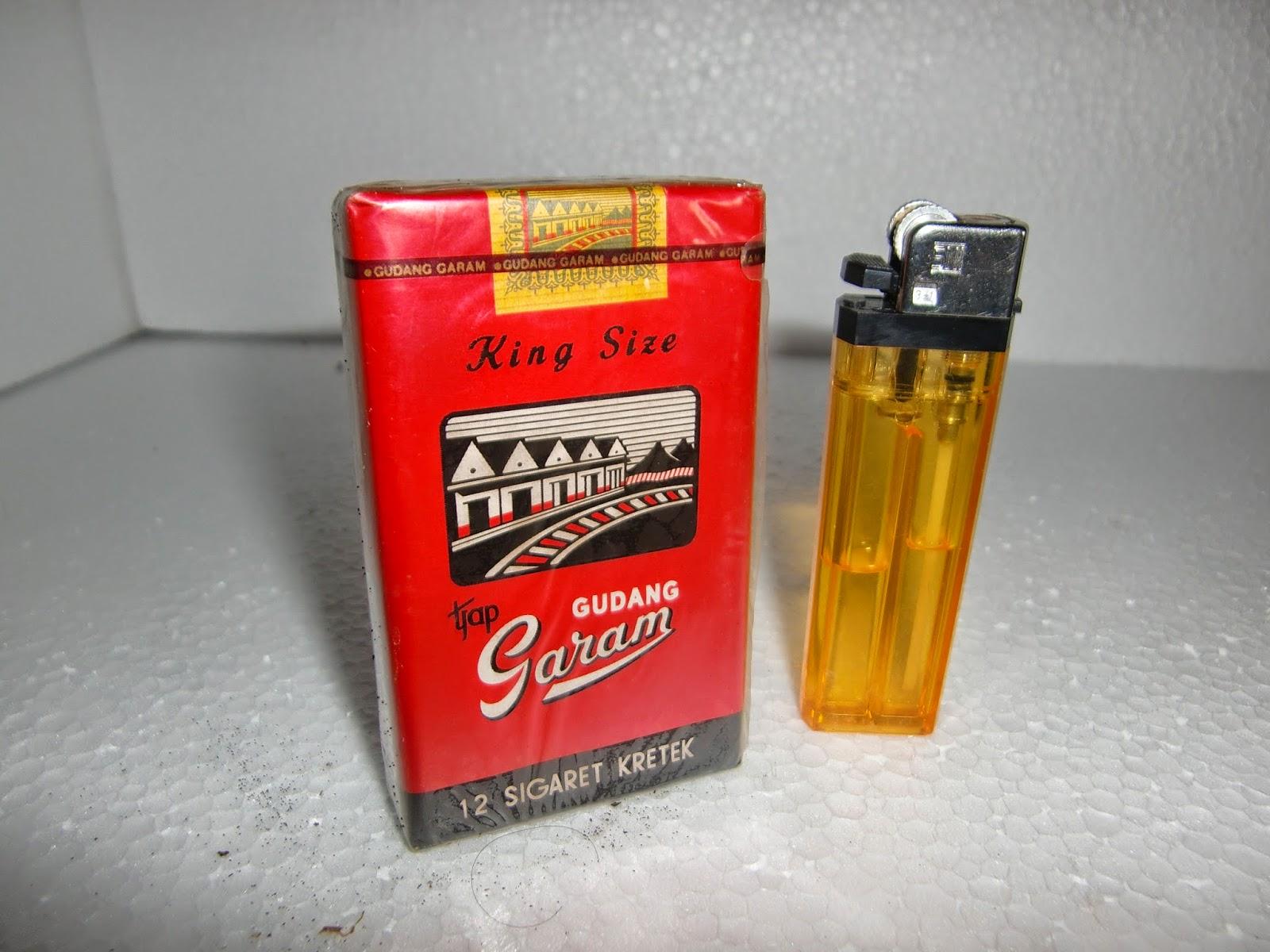 Rokok Gudang Garam Hitam Filter 12 Batang Gp Garpit International Koleksi Merah