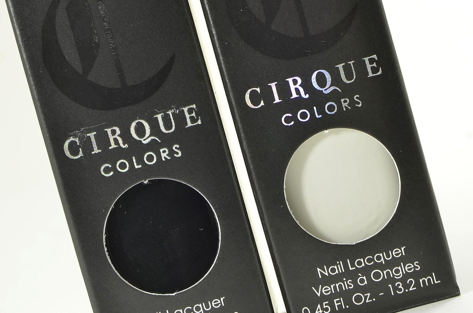 """Cirque Colors Back to Basics: """"Memento Mori"""" and """"Carpe Diem"""""""