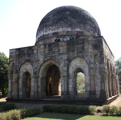 Sakar Khan's tomb, Champaner Gujarat, heritage sites of India, Gujarat monuments
