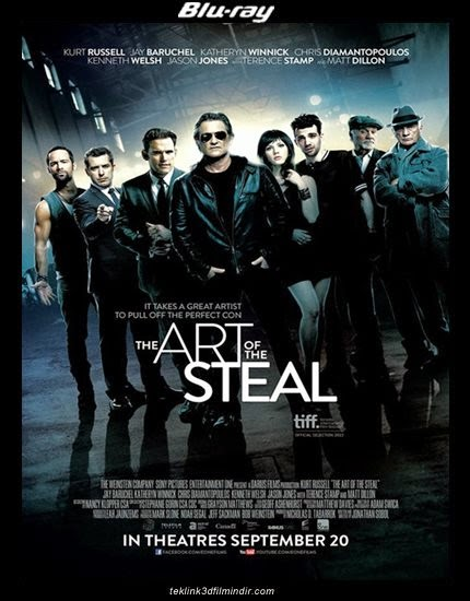 The Art of the Steal - 2013 - 1080P - 720P - BLURAY - Türkçe Dublaj - Tek Link indir