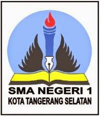 Logo SMA Negeri 1 Tangerang Selatan