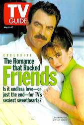 TVGUIDE - THE ROMANCE THAT ROCKED FRIENDS