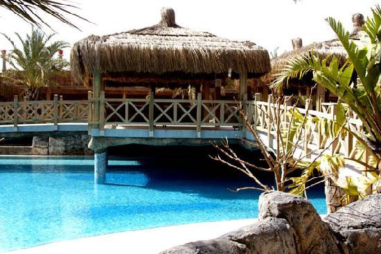 Velvet chandelier april 2011 for Garden swimming pool b q