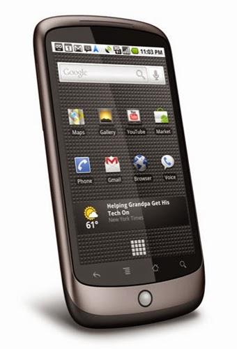 Harga HTC Google Nexus One