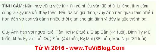 Binh Ty nam Mang 1996