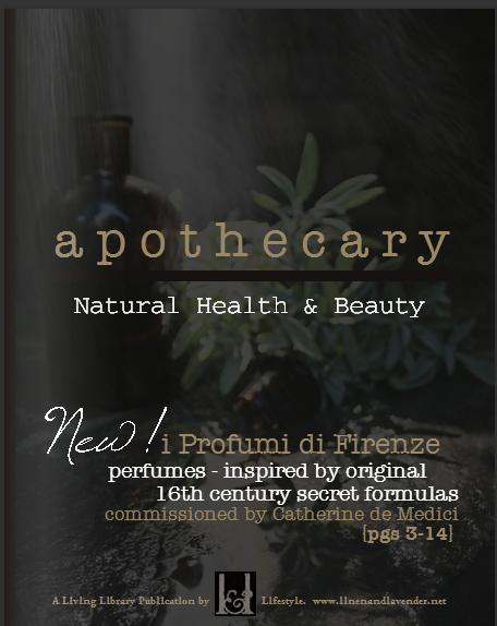a p o t h e c a r y : Natural Health & Beauty by linenandlavender.net - http://glossi.com/linenlavender/48340-a-p-o-t-h-e-c-a-r-y-natural-health-and-beauty