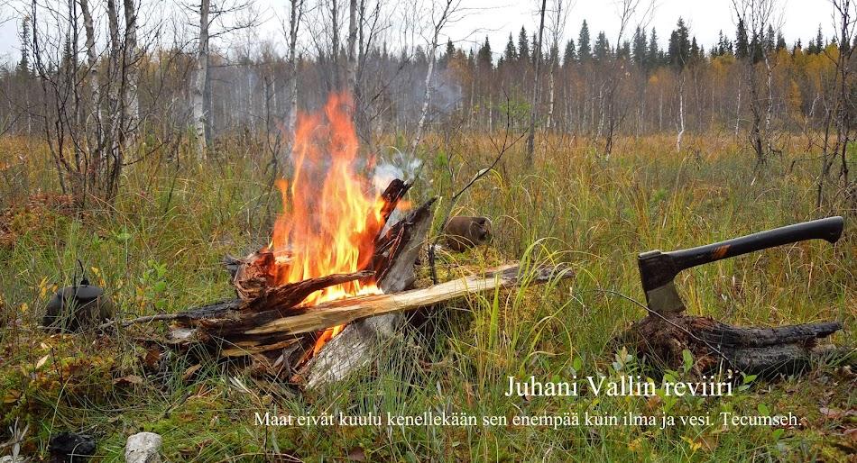 Juhani Vallin reviiri