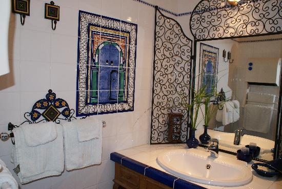 salles de bain marocaine - Salle De Bain Marocaine Design
