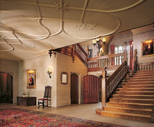 new home interior design the edsel eleanor ford house. Cars Review. Best American Auto & Cars Review