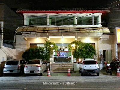 Restaurante Tai San: Fachada