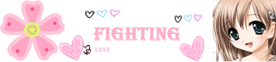 Fighting!!