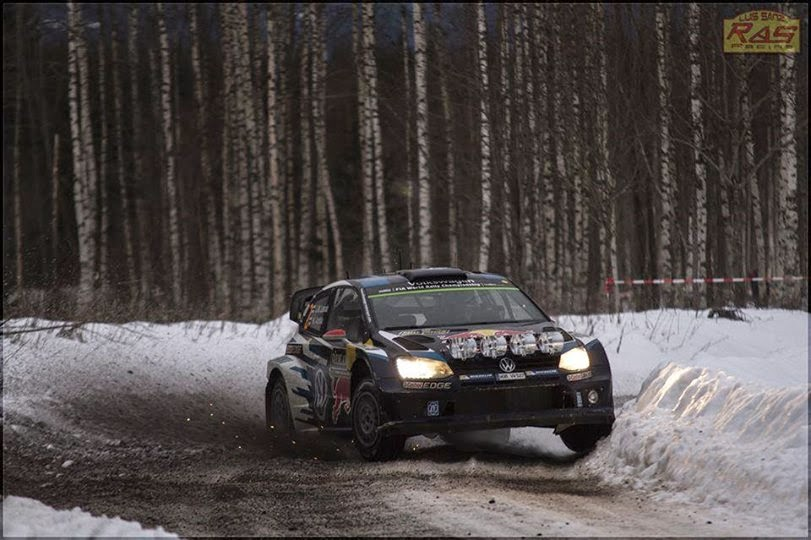 WRC Rally Sweden 2015