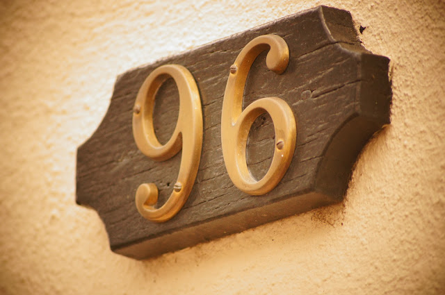 picture of house number 96