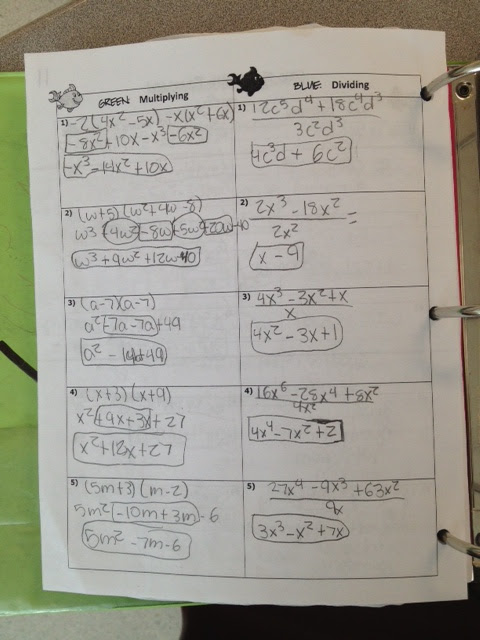 Pic on algebra 1 factoring worksheet answers