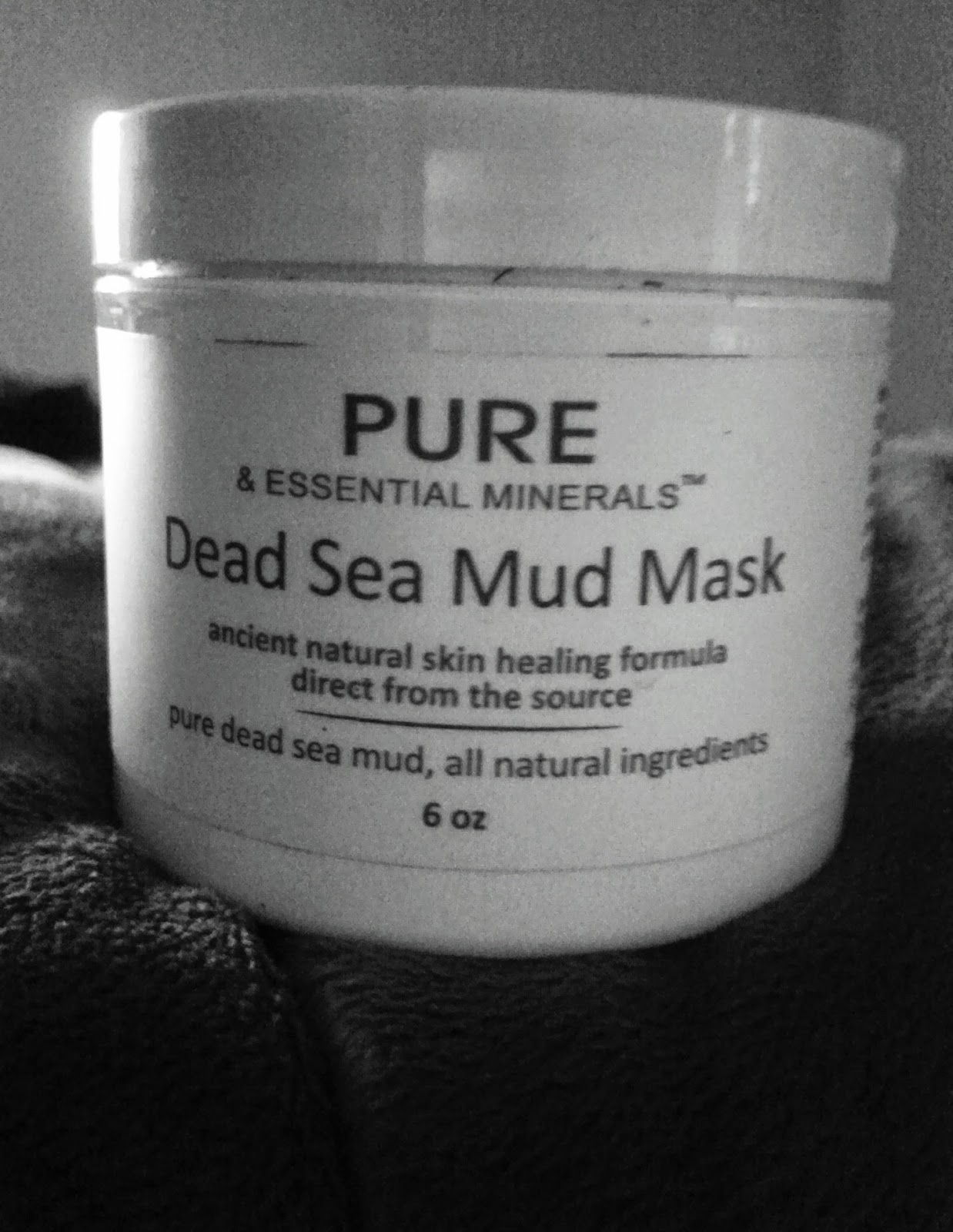 mud+mask+(2) Pure Dead Sea Mud Mask Review - Best Natural Facial Masks #deadseamudmask