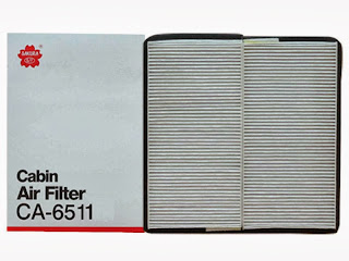 Cabin Air Filter - Filter AC Suzuki Grand Escudo