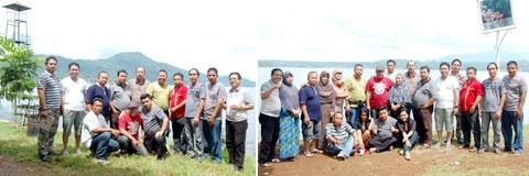 Keluarga Besar Calon Mepelai Pria dari Makasar, Sulawesi Selatan