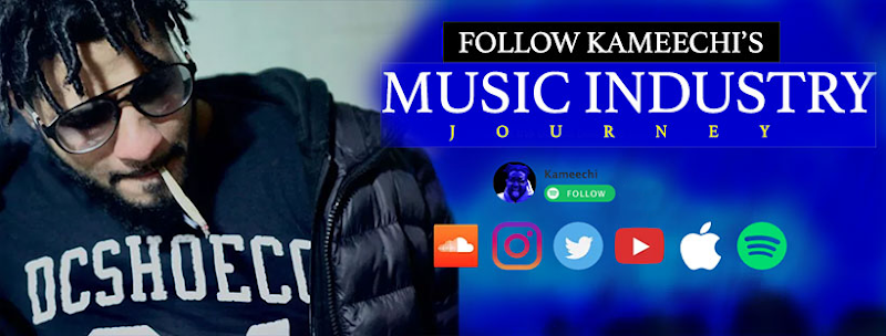 Maryland Hip Hop Artist, Producer, Songwriter | Follow KAMEECHI's MUSIC INDUSTRY Journey