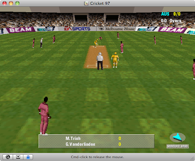 Ea Cricket 97 Ashes Tour Edition Xp