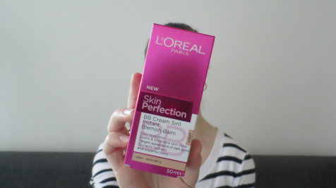 Anythingjessica Loreal Skin Perfection Bb Cream First Impression