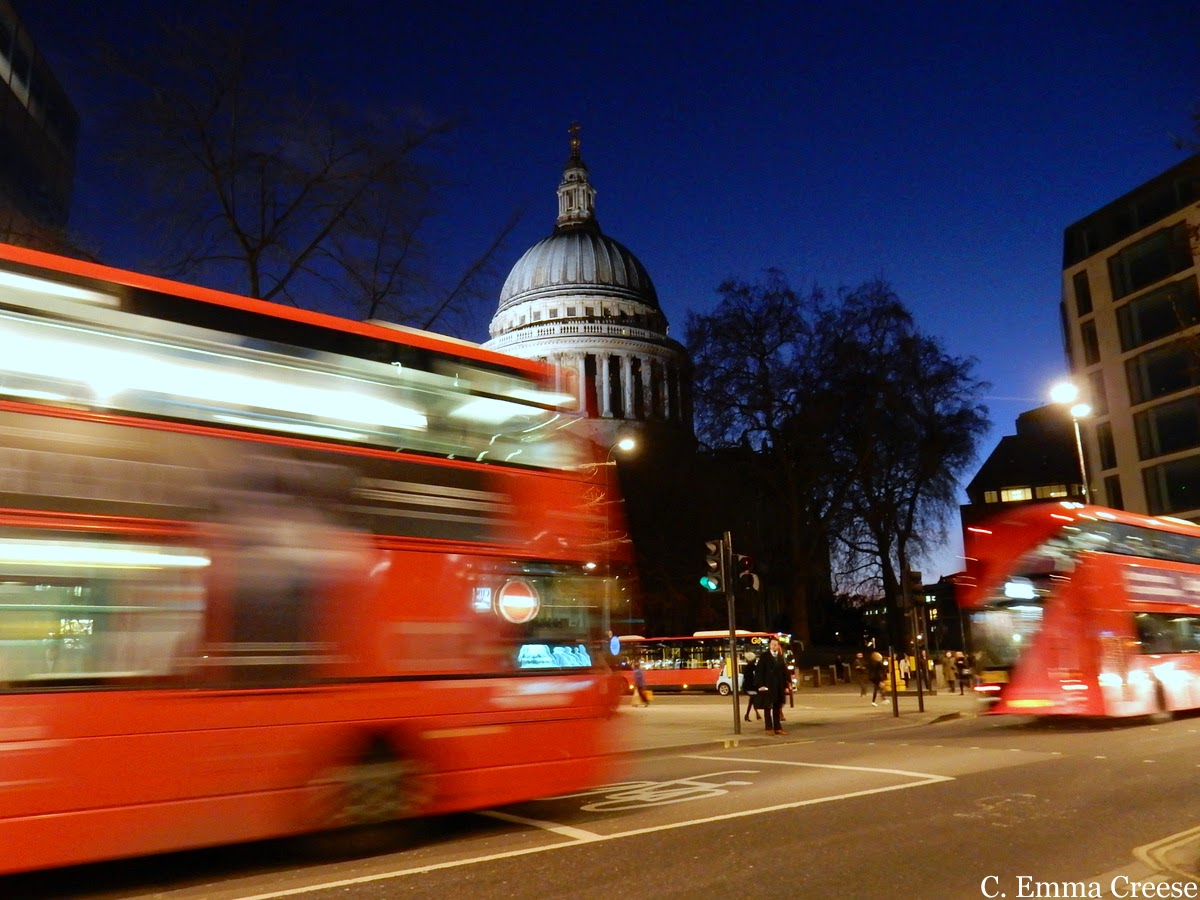 Friday figments and photos: London life lately