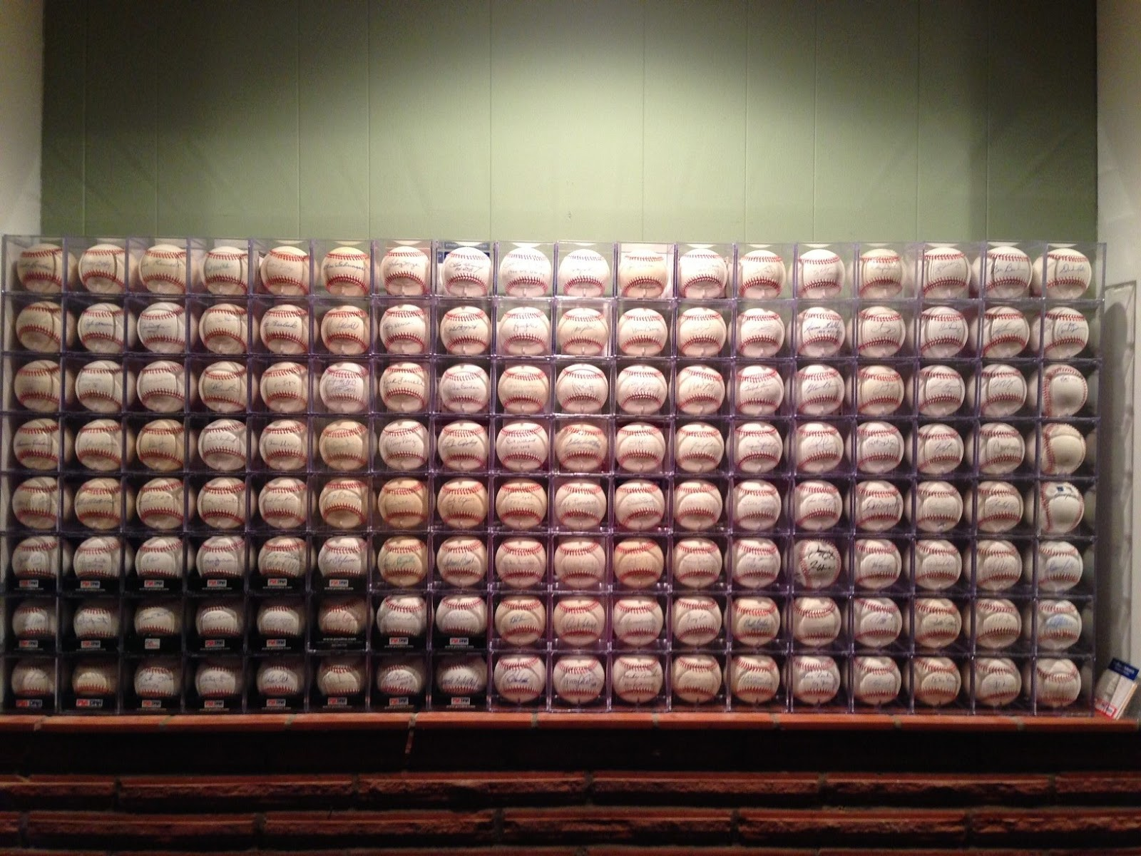 Wax Pack Relapse Update Signed Baseball Collection