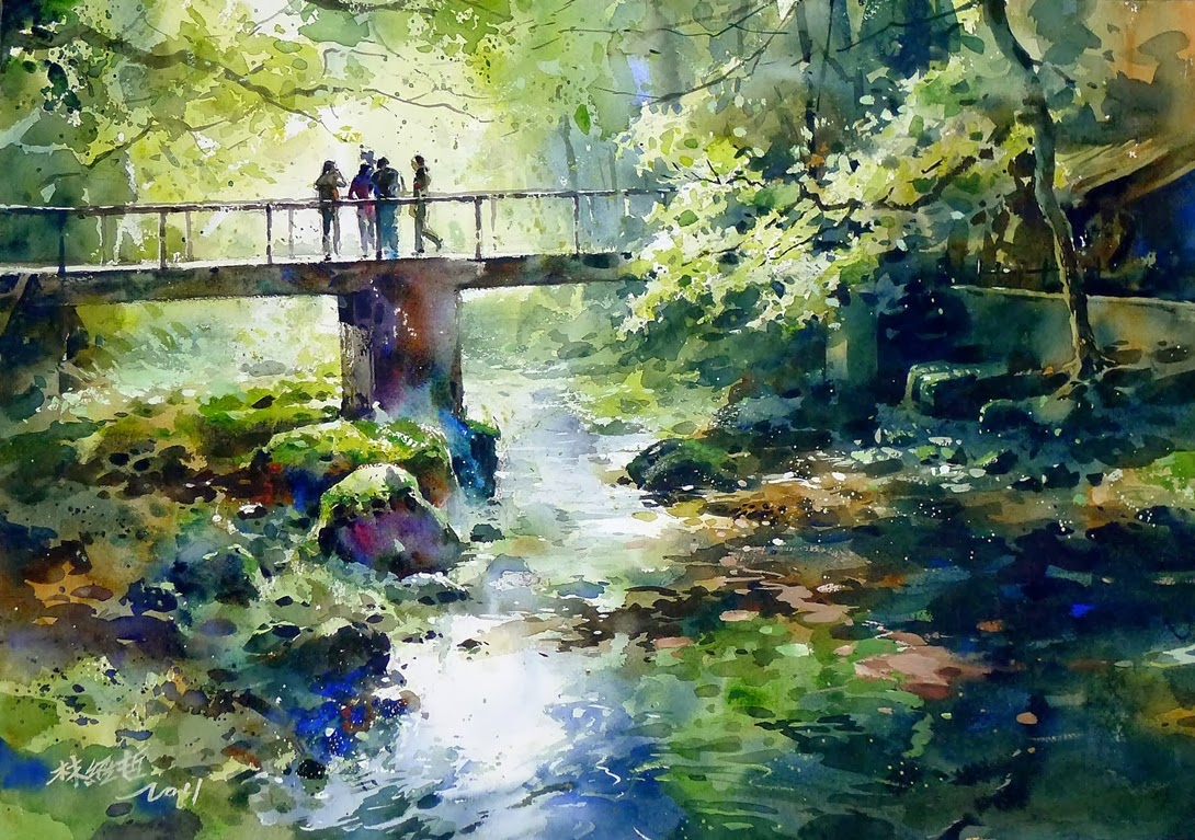 Lin Ching Che 1987 Tutt Art Pittura Scultura