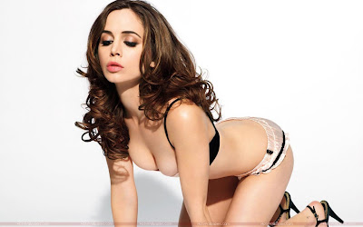 Eliza Dushku Hot Wallpaper