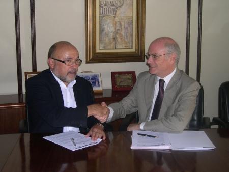 REDIT y la Fundación Servicio Valenciano de Empleo firman un convenio de colaboración