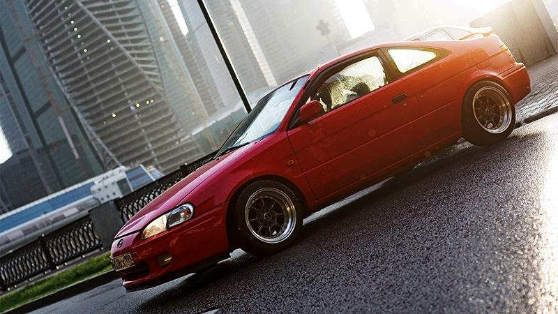 Toyota Paseo II, coupe dla młodego, fajne, mało znane, L50