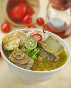 resep soto daging sapi asli