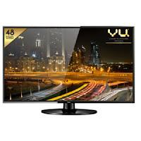 Flipkart : Vu 48D6455 48? Ultra HD Smart LED TV at Rs.41,990 : Buy To Earn