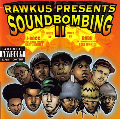 VA – Rawkus Presents: Soundbombing II (CD) (1999) (FLAC + 320 kbps)