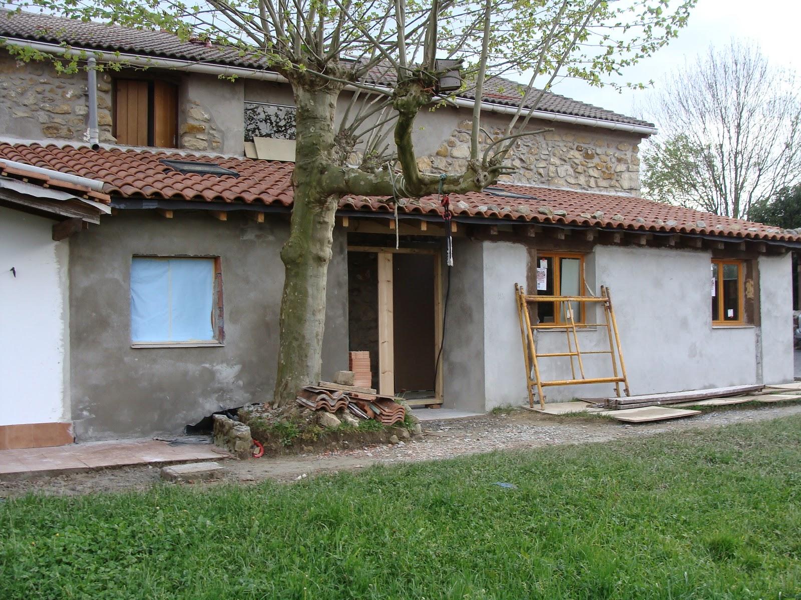 Andocarpinteando ampliaci n de vivienda estructura de madera y cerramientos con termoarcilla - Tejadillo para puerta ...