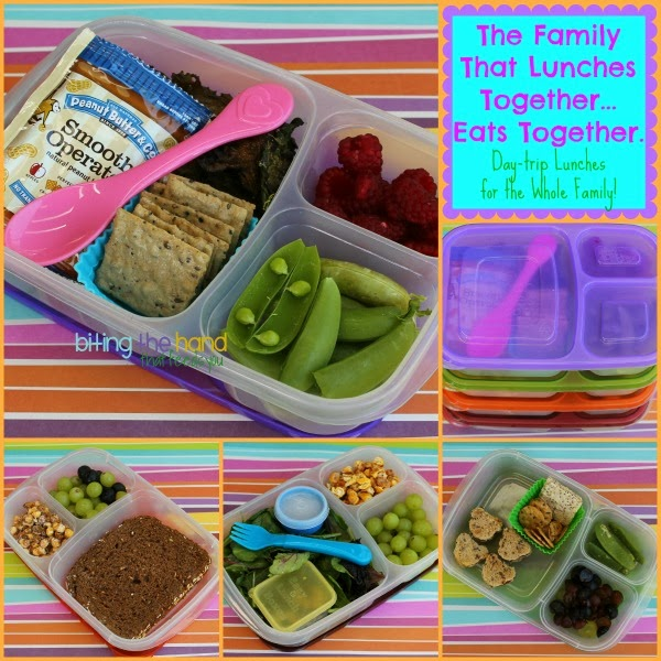 Lunches for the road, for the whole family!