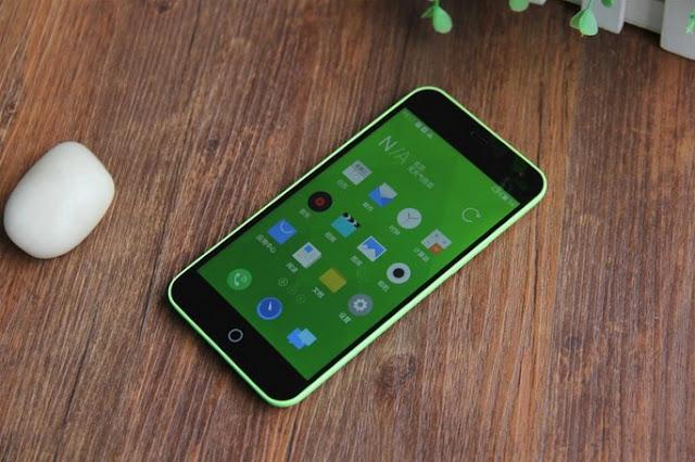 Harga Meizu M1, HP Android Dengan Kamera 13 MP Cuma 1 Jutaan