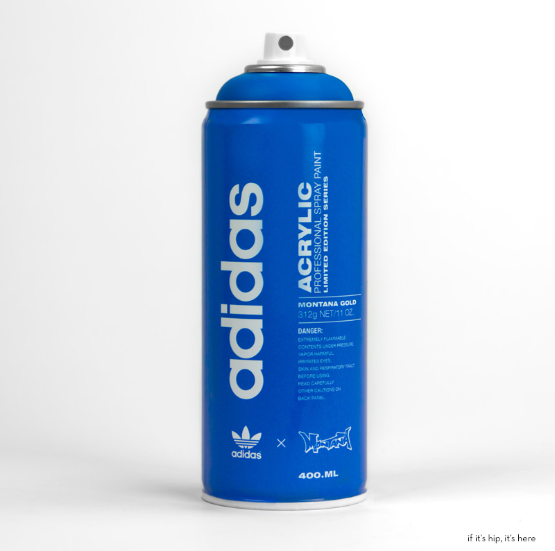 If It's Hip, It's Here: Brandalism. Fashion Branded Spray ...